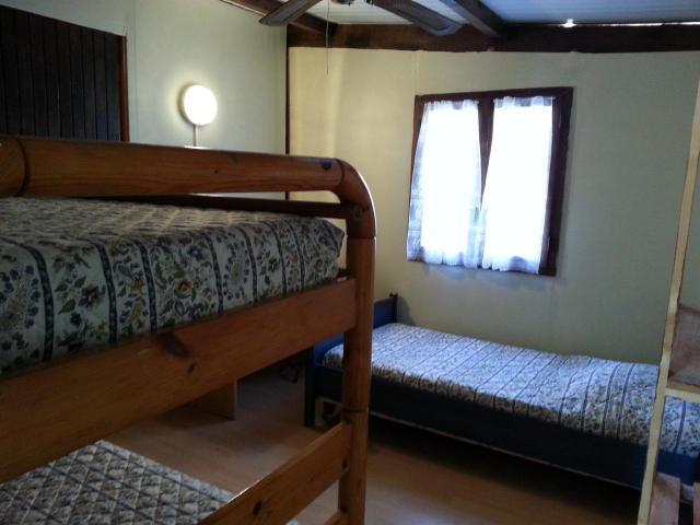 chambre chalet